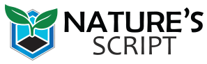 Premium Hemp Products Natures Script Logo