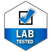 Lab tested icon