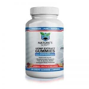 Hemp Gummies | Premium Hemp Products Natures Script