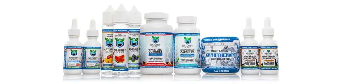 Natures Script All Products
