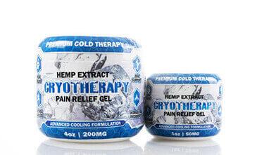 Hemp Pain Relief Gel