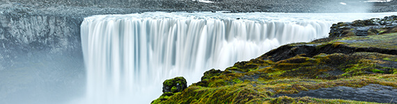 nature script waterfall