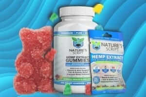 cbd gummies natures script preview