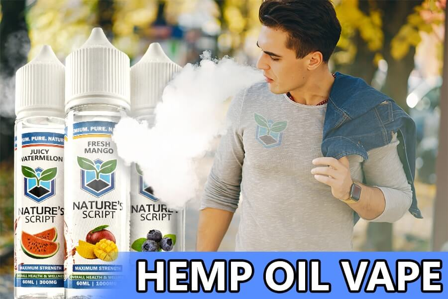 hemp oil vape