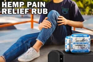 hemp pain relief rub preview
