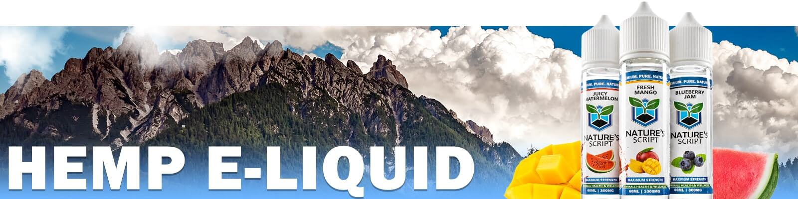 Hemp E-Liquid