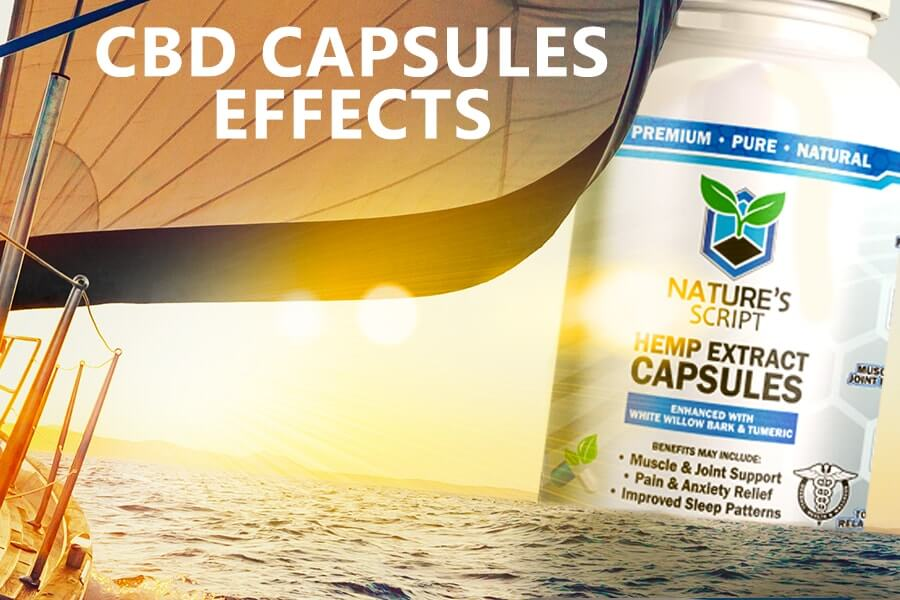 cbd capsules effects