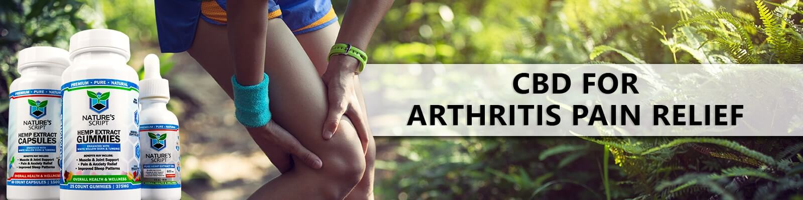 cbd for arthritis pain relief