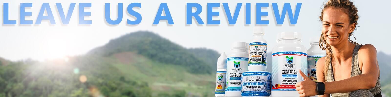 cbd review banner