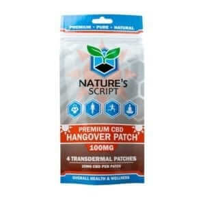 CBD Hangover Patches
