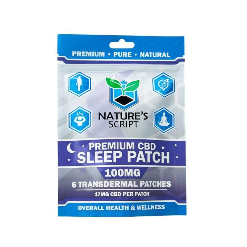CBD Sleep Patches